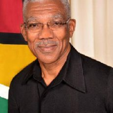 His Excellency President of Guyana, Brigadier David A. Granger, MP