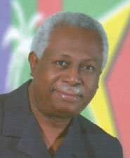 His Excellency Frederick Hamley Case<br /> High Commissioner of The Co-operative Republic of Guyana to the United Kingdom