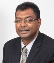 Hon. Khemraj Ramjattan, MP, Second Vice-President & Minister of Public Security of The Co-operative Republic of Guyana