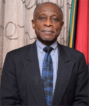 Hon. Carl B. Greenidge, MP, Second Vice-President & Minister of Foreign Affairs of Guyana