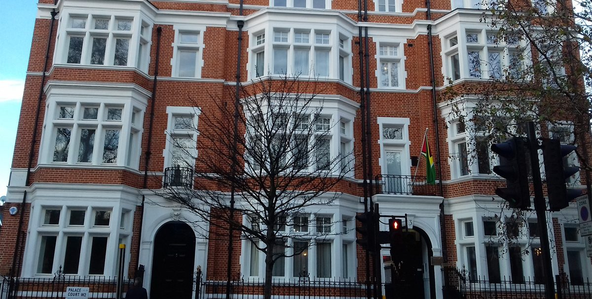 Guyana High Commission London